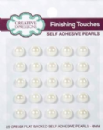 Self Adhesive Pearls Cream 8mm